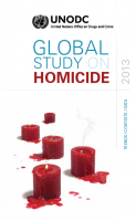 Global study on Homicide (UN, 2013)